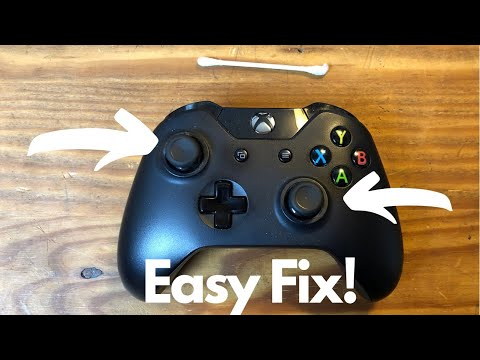 How to fix an Xbox One Controller Drifting and Sticking.Try these simple fixes first!!!