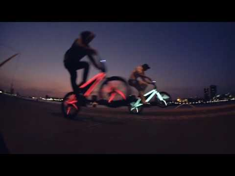 BMX downhill Rotterdam Video
