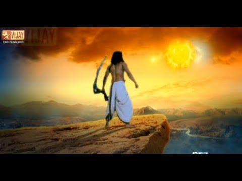 Karna theme song in tamil | Mahabharatam in tamil