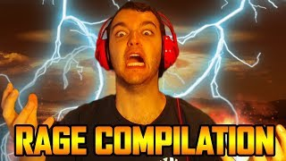 I HATE ZOMBIES (RAGE COMPILATION #5)