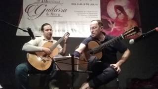 Denis Azabagic teaches Rondo no. 2 by Dionisio Aguado