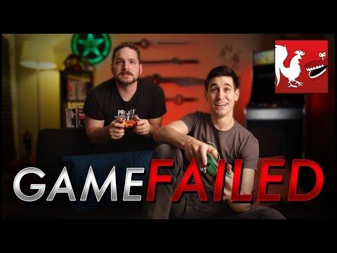 Game Fails Rap - Game Failed