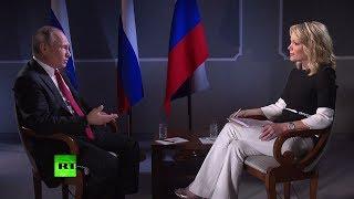 Путин: США по всем миру активно вмешиваются в выборные кампании других стран
