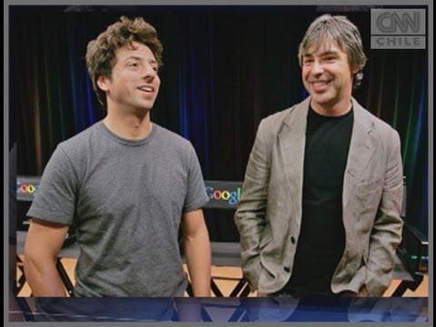 La revolución de Larry Page y Sergei Brin: los creadores de Google