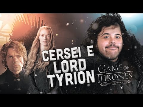 Game of Thrones - 4°: Cersei e Tyrion Lannister!