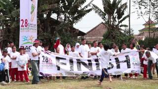 Race for Survival - Bandung, Indonesia 2014