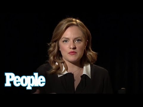 Elisabeth Moss: 'The Worst Person I Ever Met Was …' - PEOPLE