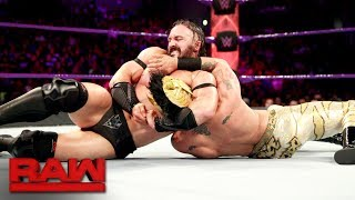 Lince Dorado vs. Neville: Raw, June 26, 2017