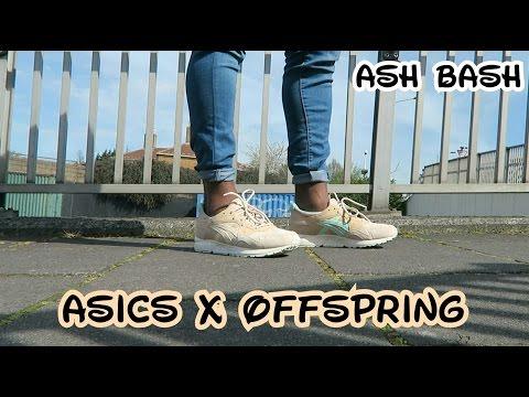 Offspring  x Asics Gel Lyte V | 20th Anniversary | Ash Bash