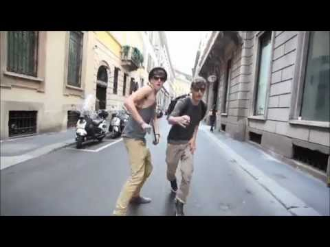 Boys of Fashion Week (SS2012) by Justin Wu.flv