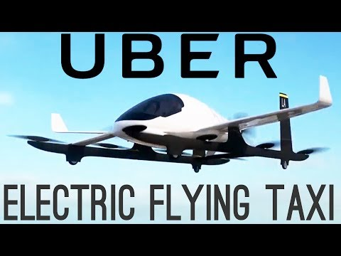 Download Uber's Electric Flying Taxis | NEW Battery Breakthroughs! Mp4 baru