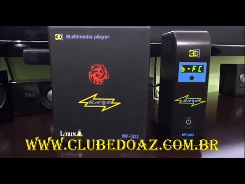 MAXFLY RAYO MF-3D3 - VÍDEO DE APRESENTAÇÃO + TUTORIAL.