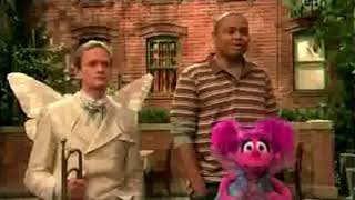 Sesame Street - Telly in Running Shoes (Fast, Faster and Fastest speeds of all)