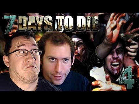 ZOMBIE AMBUSH | 7 Days to Die #4