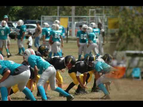 PR Football (Pee-Wee) Steelers 2006 Video