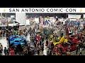 San Antonio Comic-Con 2018