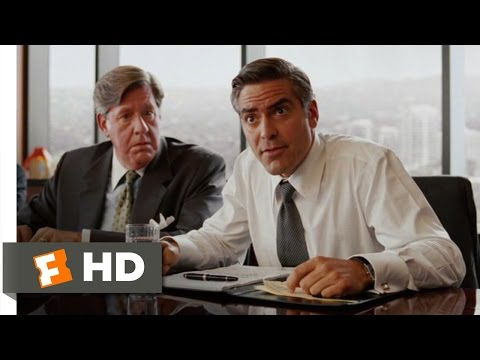 Intolerable Cruelty (3/12) Movie CLIP - It's a Negotiation (2003) HD Music Videos