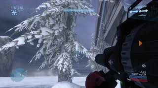 Halo: The Master Chief Collection ➢ Halo 3 Multi Flag CTF Multiplayer Gameplay