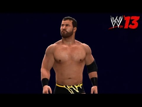 WWE '13 Community Showcase: Curtis Axel (Xbox 360)