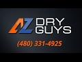 Emergency Water Damage Restoration Mesa AZ Dry Guys