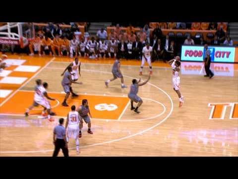 UT Basketball vs Victory Highlights