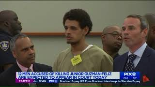 12 men accused of killing `Junior` to appear in court Wednesday