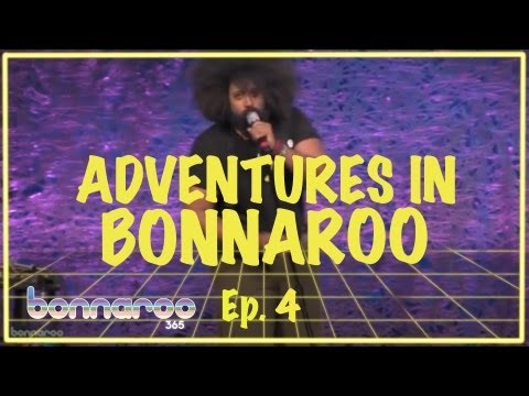 Reggie Watts | Adventures In Bonnaroo | Bonnaroo365