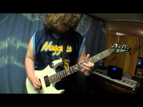 Stranglehold - Ted Nugent (Guitar Cover)