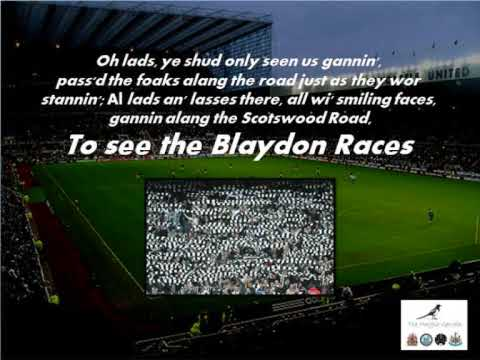 Geordie - The Blaydon Races