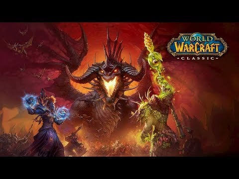 world of warcraft classic Live