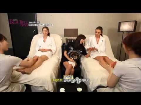 Son Dam Bi, Lee Hyun Yi, Miranda Kerr - 'Son Dambi's Beautiful Days' S2 Ep2 (1/4)