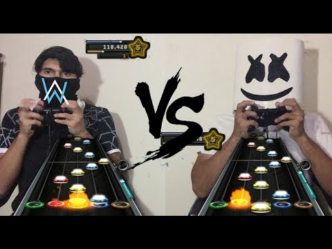 [GH3/CH] Alan Walker vs Marshmello Batalla Epica #1| FAN MADE