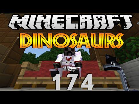 Minecraft Dinosaurs: #174 Neue Möbel HD