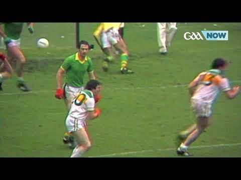 GAANOW Rewind: 1982 Séamus Darby goal for Offaly