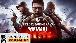 Free WW2 Game - Heroes & Generals for PC