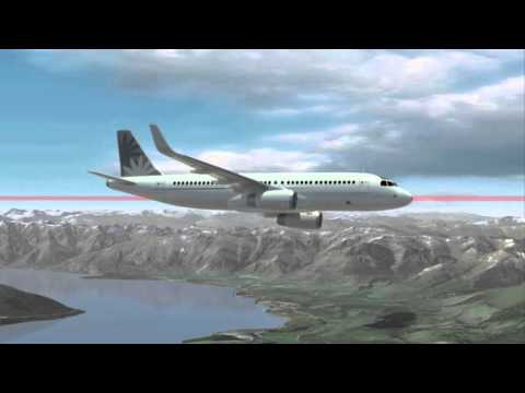 Queenstown Airport: Highways in the Sky