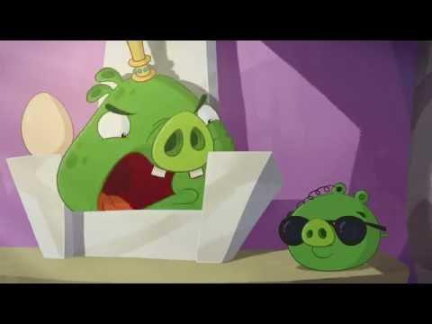 Злые птички Angry Birds Toons 2 сезон 22 серия Великий побег яиц все серии подряд
