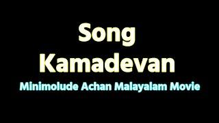 Download Kamadevan Manamilakkiya Song | Santhosh Pandit Upcoming Movie | Minimolude Achan 3Gp Mp4