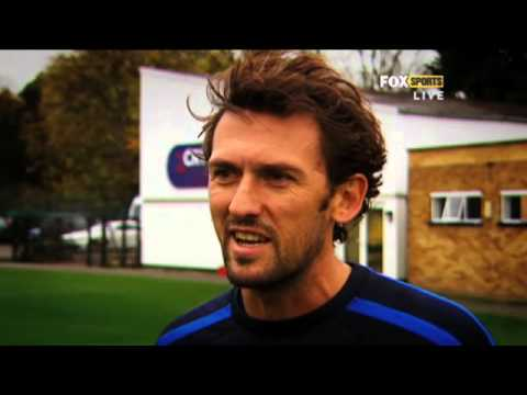 Tony Popovic Feature at Crystal Palace - Fox Sports Australia