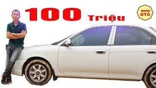 Chỉ Cần 100 Triệu Sở Hữu Ngay Ô Tô Đẹp Chất Lượng - Mạnh Ô Tô