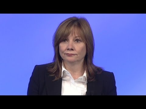GM CEO: 15 fired after recall report