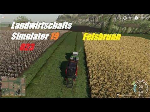 LS 19 Felsbrunn # Grasballen pressen 023