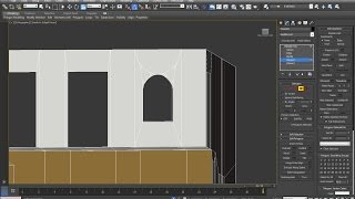 Speed tutorial | Arc window in 3d Studio Max