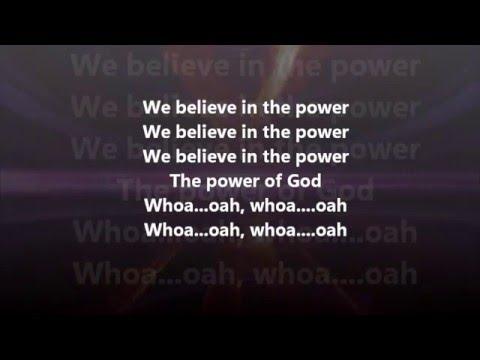 Erica Campbell - Power of God (Remix)(Lyrics)