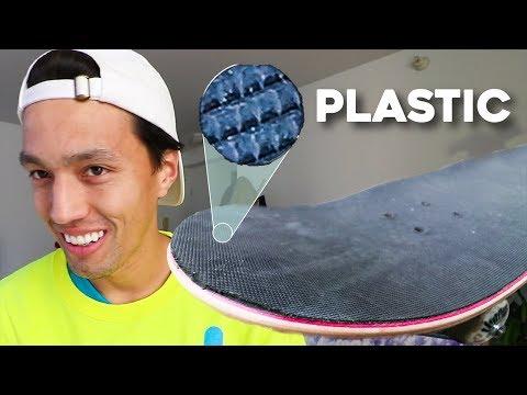 WILL PLASTIC GRIPTAPE CHANGE SKATEBOARDING?!