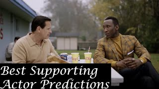 Best Supporting Actor Predictions, 2019 Oscars- Old's Oscar Countdown