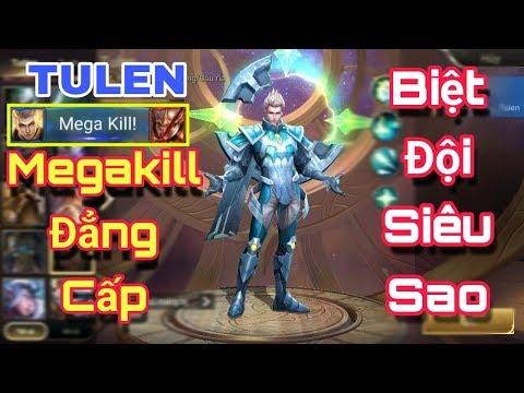 [Gcaothu] Tulen tuyệt kĩ ăn Megakill đẳng cấp cùng Team Siêu Sao Thế Giới - Vùi nát trận đấu