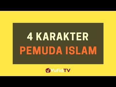 4 Karakter Pemuda Islam – Poster Dakwah Yufid TV