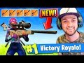 download mp3 dan video *NEW* SNIPER ONLY VICTORY in Fortnite: Battle Royale!