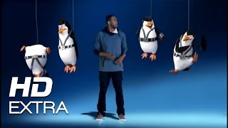 Penguins of Madagascar | Penguin Shake With Twitch | 2014 HD
